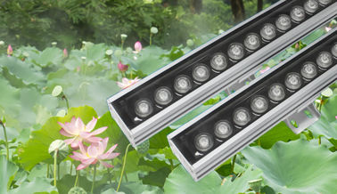 IP65 Waterproof Outdoor LED Lampu sorot, LED Wall Washer Lights Dengan Bahan Aluminium Alloy